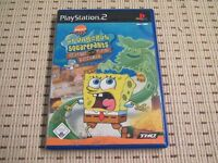 SpongeBob Revenge of the flying Dutchman für Playstation 2 PS2 PS 2 *OVP*