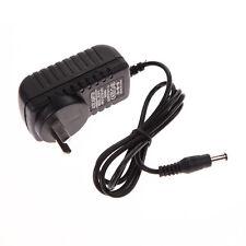 AC 100-240V to DC Power Supply 4.5V/5V/6V/7.5V/9V/12V Adapter Converter AU 1A/2A