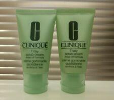 Clinique 7 Day Scrub Cream Rinse-off Formula. New 60ml (2x30ml)