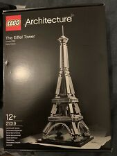 LEGO Architecture: Eiffel Tower (21019) Rare Retired Set Sealed