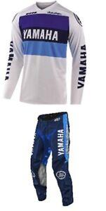 TLD YOUTH GP Yamaha L4 White/Navy Gear Set 30987701/20987700
