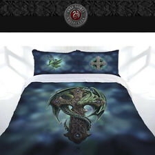 Anne Stokes Woodland Guardian Quilt Cover Set - King