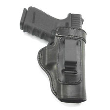 Don Hume H715m Holster, Right Hand, Kahr Pm9, Leather, Black J168805r