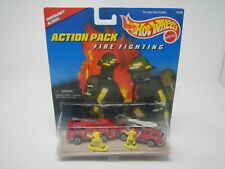 Hot Wheels Action Pack Fire Fighting