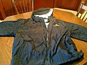 Classic Indianapolis Motor Speedway Coat With Hood - Size XL