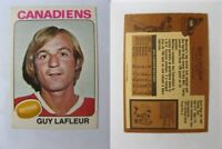 1975-76 OPC O-Pee-Chee #126 Lafleur Guy    canadiens