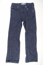Levi's 550 Blue Relaxed Fit Men's Straight Leg Jeans Size 28 X 28