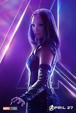 Pom Klementieff v12 Guardians of the Galaxy Vol 2 Movie Poster 24x36 - Mantis