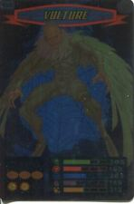 Spiderman Heroes And Villains Card #040 Vulture Foil