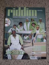 RIDDIM Magazin Nr. 22 06/05 Sean Paul  Seeed  Kiprich