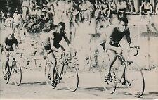 Raphaël Geminiani, Hempy Schmitz, Carlo Clerici 1955 -Coureurs Cyclistes- PR 672
