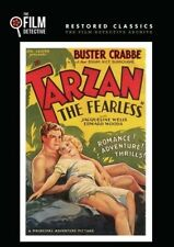 Tarzan The Fearless [New DVD] Manufactured On Demand, Restored