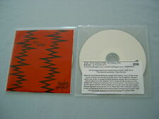 BLONDE REDHEAD job lot of 2 promo CD singles Dripping Not Getting There