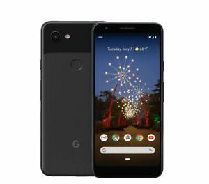 Google Pixel 3A 64GB G020G 4G LTE Factory Unlocked Smartphone - Grade A+