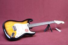 2018 Fender Squier Bullet Hardtail Stratocaster - brown sunburst - B-Ware - top