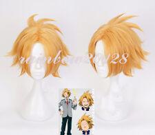 My Boku no Hero Academia Kaminari Denki Anime Cosplay wig