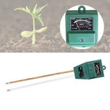 3 in 1 PH Tester Soil Water Moisture Light Test Meter for Garden Plant Flower GA