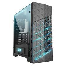 AZZA Gaming Gehäuse Computer Onyx 260X Midi Tower schwarz - ohne Netzteil