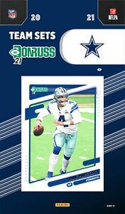 Dallas Cowboys 2021 Donruss Team Set Micah Parsons Rated Rookie Emmitt Dak Zeke