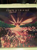 SUPERTRAMP PARIS 2 LP'S A&M SP6702 BRAND NEW VINYL RECORDS