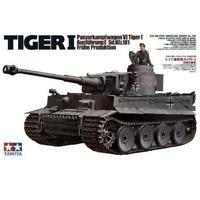 Tamiya 35216 German Tiger I Early Production 1/35
