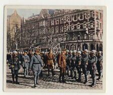 N°26 FEVRIER 1920 TROUPE DE FRANCE GERMANY DEUTSCHLAND IMAGE ALLEMAGNE CARD 30s