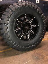 "17x9 Mayhem 8090 Rampage Toyo 35"" Mt Wheel Tire Package Chevy Gmc 1500 6x5.5"