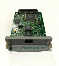 Hp JetDirect 600N Ethernet J3110A Network Card Server 4000 4050 4100 etc Printer