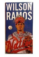2014 Washington Nationals WILSON RAMOS Bobblehead SGA BOBBLE HEAD + BONUS CARDS