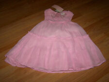 Size 18 Months First Impressions Orchid Pink Dress & Bloomers New $48 Tag Easter