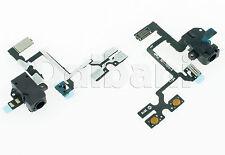 41-02-0006 Head Phone / Audio Jack / Volume Flex Cable for Black iPhone 4