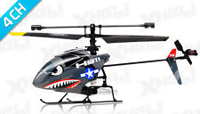 Hero RC H911 iRocket 4CH Fixed Pitch RTF Helicopter with Bonus Parts WARBIRD New