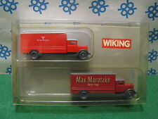 MERCEDES  L 2500 Mobel - LKW      -  N 1/160    Wiking  90944