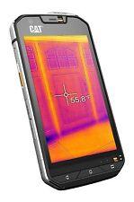 Cat S60 4G 32GB Dual-SIM black NERO 24 mesi garanzia Italia europa NO BRAND