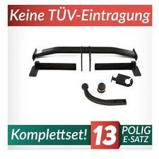 Honda Civic VIII 5-Tür 06-11 Kpl. Anhängerkupplung starr+E-Satz 13p