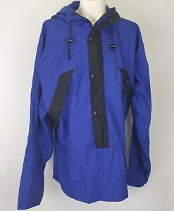 Lowe Alpine Trek Button Front Pullover Jacket Sz L
