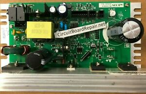 Icon / Proform / Nordic Track circuit board MC1648DLS - $50 for core = $135