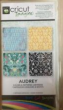 Cricut Imagine Art  Cartridge  Audrey  Patrone Colors & Patterns