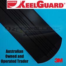 Keel Guard 4 Feet Black Keel Protector Megaware (Boat Length- Up to 14 Feet)