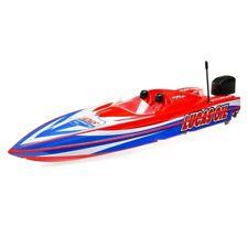 "Pro Boat Lucas Oil 17"" Power Boat Racer Deep-V Ready to Run PRB08044T2"