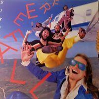 Dixie Dregs – Free Fall: Polydor Vinyl (Jazz / Rock / Fusion)