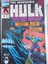 THE INCREDIBLE HULK n°384 1991 ed. Marvel Comics  [SA2]