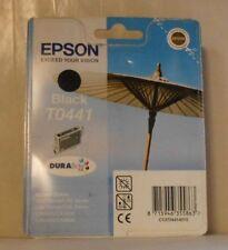 Originales Epson t0441 tinta Black c64 c66 c84 c86 cx3600 cx3650 cx6400 cx6600 OVP