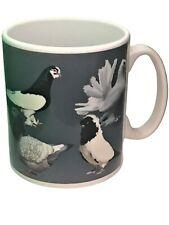 More details for fancy pigeon mug christmas gift present xmas gift