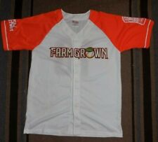 Fresno Grizzlies Farm Grown SGA Baseball Jersey #18 Houston Astros Size L
