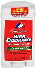Old Spice High Endurance Anti-Perspirant Deodorant Invisible Solid Game Day 3 oz