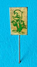 Woody Woodpecker - Cartoon character Created by Walter Lantz- Yugoslav pin badge