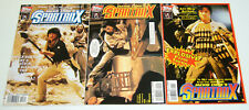Jackie Chan's Spartan X: the Armour of Heaven #1-3 VF/NM complete series photo