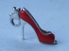 Genuine Thomas Sabo red stiletto shoe charm