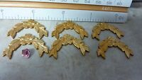 brass casting finding WINNERS CIRCLE A4 jewelry makers lot
